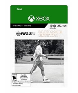 FIFA 21 Ultimate Edition (XBOX ONE/SERIES) (Цифрова версія) (Російська версія)