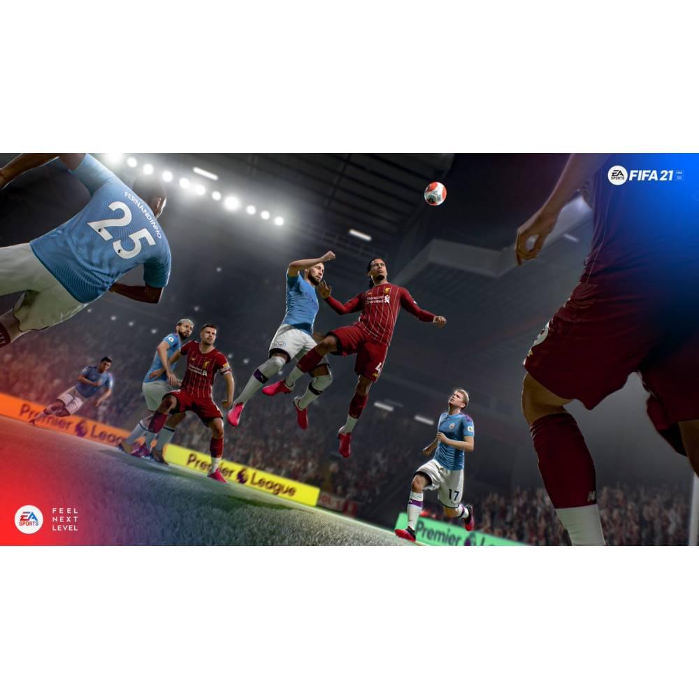 FIFA 21 Ultimate Edition (XBOX ONE/SERIES) (Цифровая версия) (Русская версия) (FIFA 21 Ultimate Edition (XBOX ONE/SERIES) (DIGITAL) (RU)) фото 3