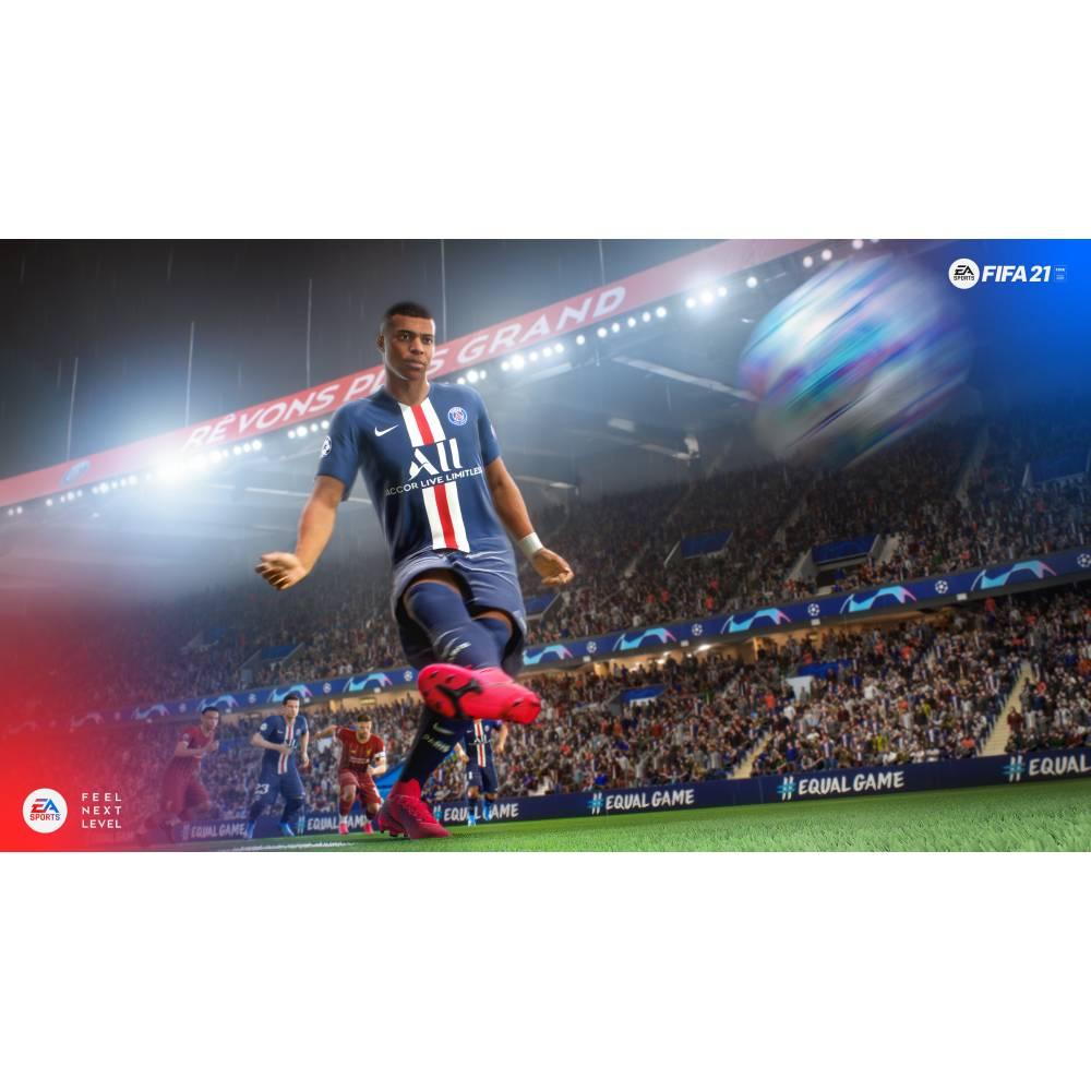 FIFA 21 Ultimate Edition (XBOX ONE/SERIES) (Цифровая версия) (Русская версия) (FIFA 21 Ultimate Edition (XBOX ONE/SERIES) (DIGITAL) (RU)) фото 4