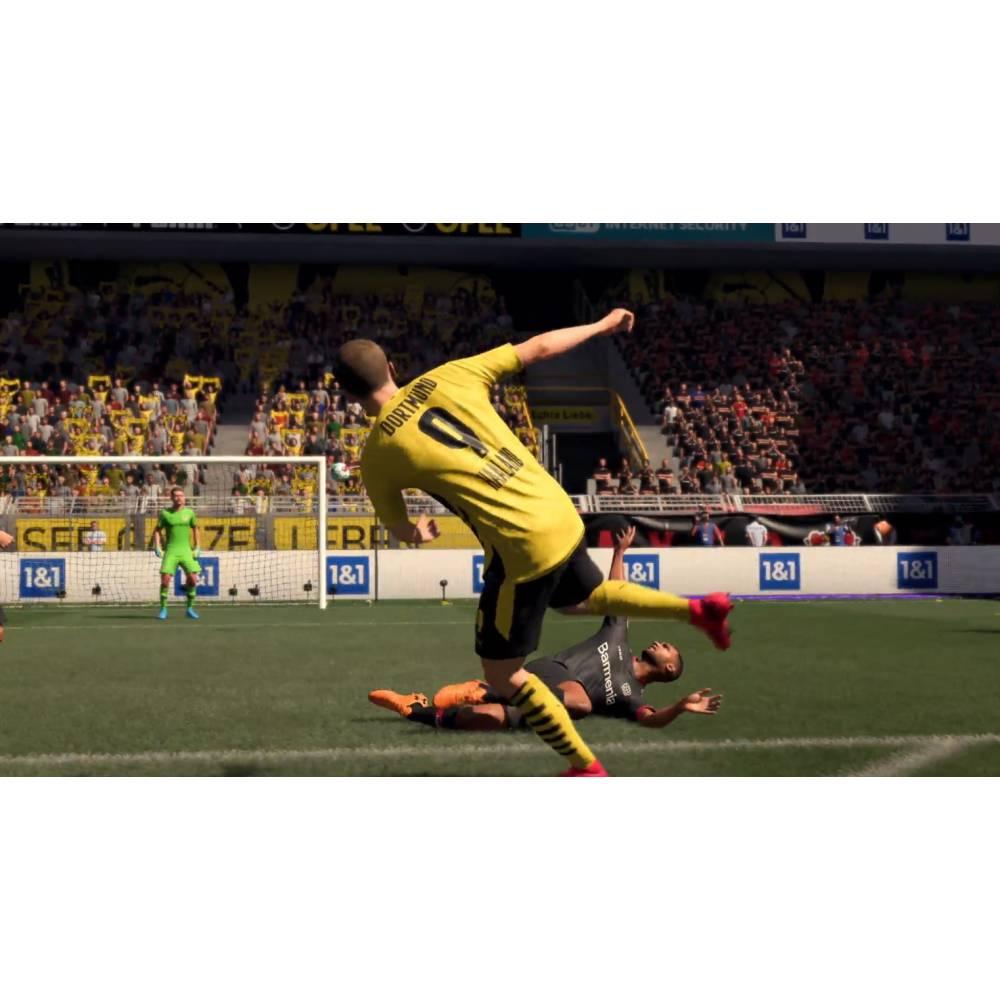 FIFA 21 Ultimate Edition (XBOX ONE/SERIES) (Цифровая версия) (Русская версия) (FIFA 21 Ultimate Edition (XBOX ONE/SERIES) (DIGITAL) (RU)) фото 5