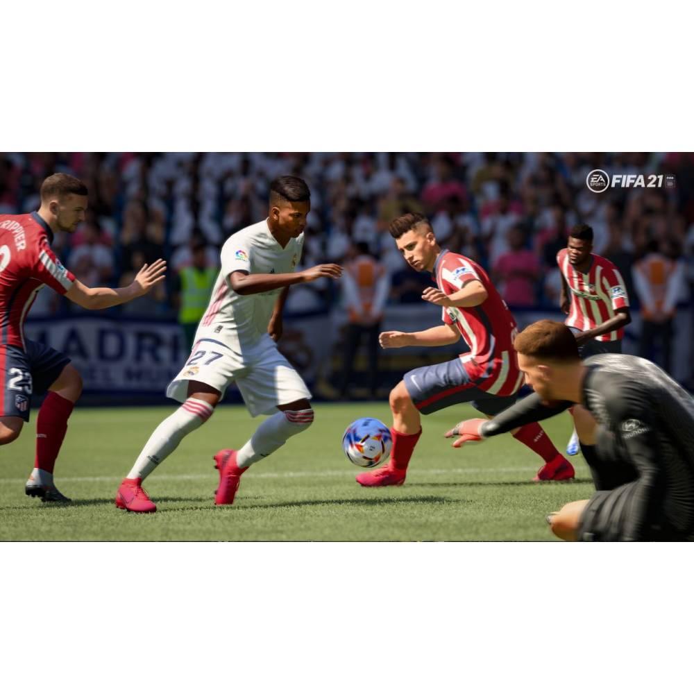FIFA 21 Ultimate Edition (XBOX ONE/SERIES) (Цифровая версия) (Русская версия) (FIFA 21 Ultimate Edition (XBOX ONE/SERIES) (DIGITAL) (RU)) фото 6