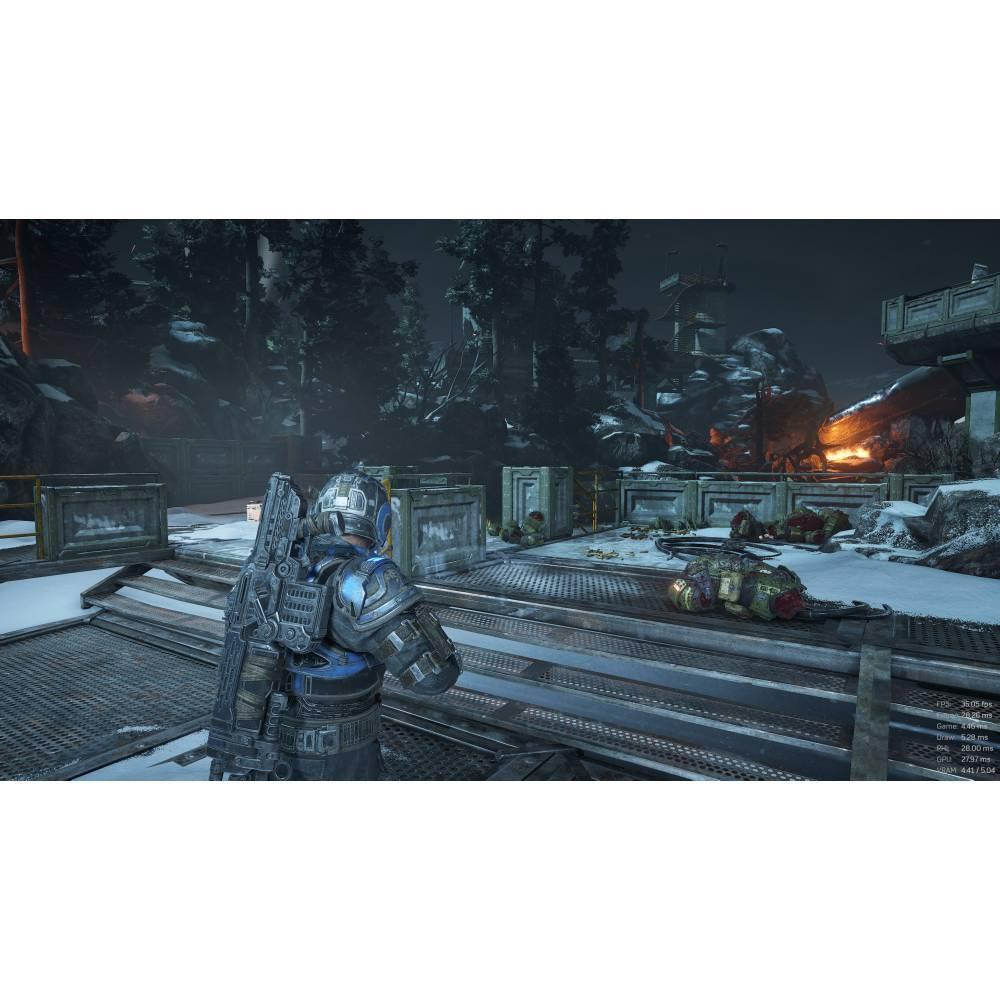 Gears of War 4 and Halo 5: Guardians Bundle (XBOX ONE/SERIES) (Цифровая версия) (Русская версия) (Gears of War 4 and Halo 5 (XBOX ONE/SERIES) (DIGITAL) (RU)) фото 3