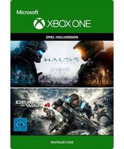 Gears of War 4 and Halo 5: Guardians Bundle (XBOX ONE/SERIES) (Цифровая версия) (Русская версия)
