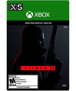 Hitman 3 - Standard Edition (XBOX ONE/SERIES) (Цифровая версия) (Английская версия)
