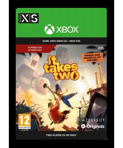 It Takes Two - Digital Version (XBOX ONE/SERIES) (Цифрова версія) (Російська версія)