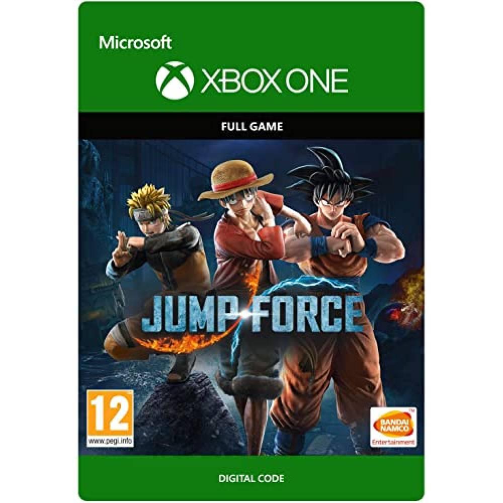 JUMP FORCE (XBOX ONE/SERIES) (Цифровая версия) (Русская версия) (JUMP FORCE (XBOX ONE/SERIES) (DIGITAL) (RU)) фото 2