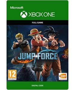 JUMP FORCE (XBOX ONE/SERIES) (Цифровая версия) (Русская версия)