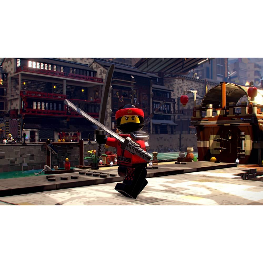 The LEGO NINJAGO Movie Video Game (Лего Ніндзяго Фільм) (XBOX ONE/SERIES) (Цифрова версія) (Російські субтитри) (The LEGO NINJAGO Movie (XBOX ONE/SERIES) (DIGITAL) (RU)) фото 4