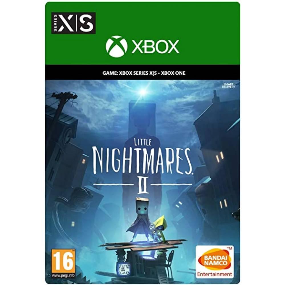 Little Nightmares II (Маленькие кошмары II) (XBOX ONE/SERIES) (Цифровая версия) (Русская версия) (Little Nightmares II (XBOX ONE/SERIES) (DIGITAL) (RU)) фото 2