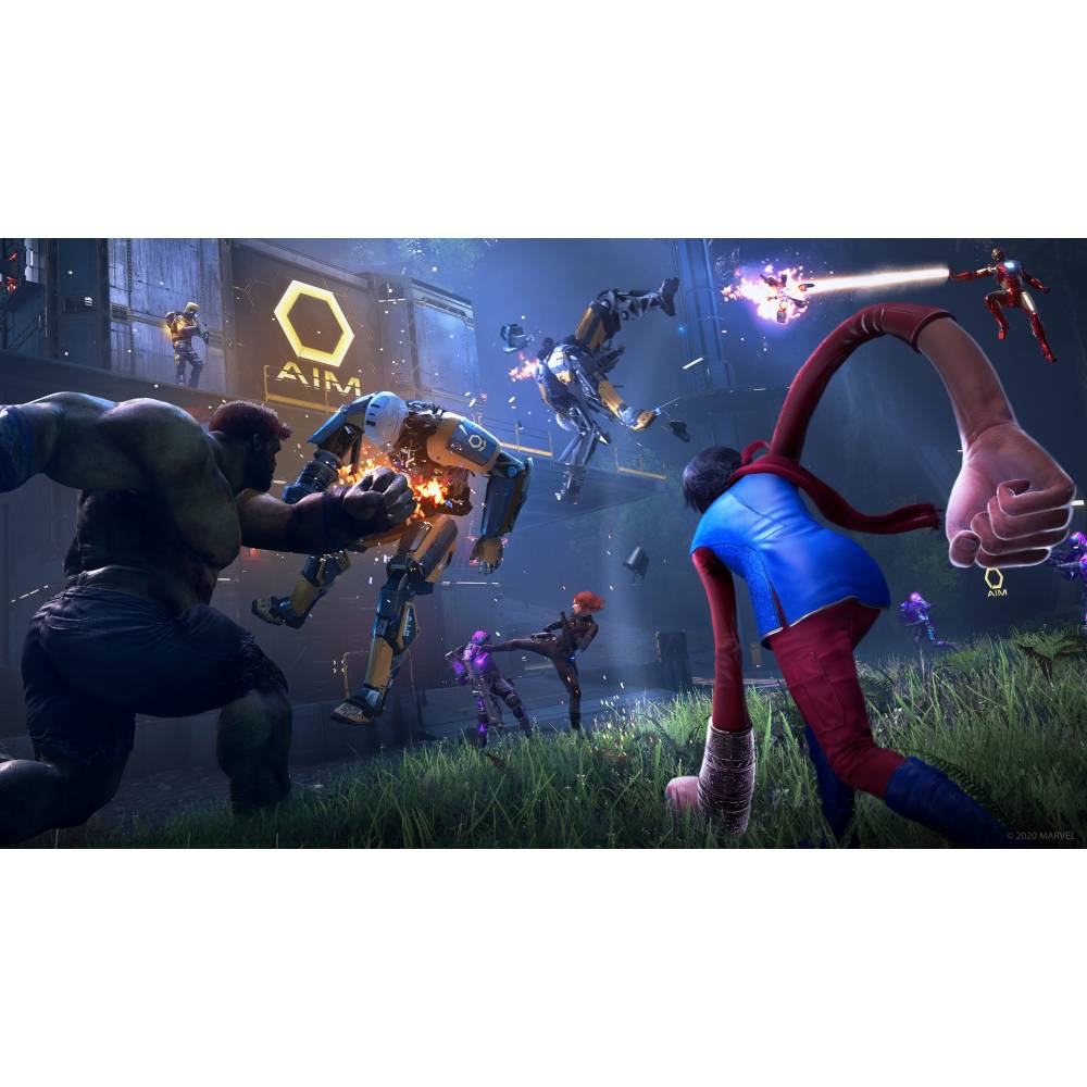 Marvel's Avengers (Месники Marvel) (XBOX ONE/SERIES) (Цифрова версія) (Російська озвучка) (Marvel's Avengers (XBOX ONE/SERIES) (DIGITAL) (RU)) фото 4