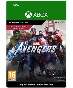 Marvel's Avengers (Месники Marvel) (XBOX ONE/SERIES) (Цифрова версія) (Російська озвучка)
