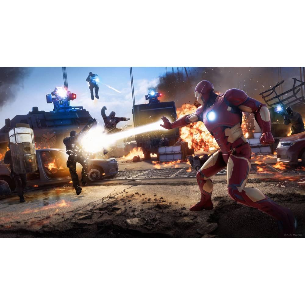 Marvel's Avengers (Месники Marvel) (XBOX ONE/SERIES) (Цифрова версія) (Російська озвучка) (Marvel's Avengers (XBOX ONE/SERIES) (DIGITAL) (RU)) фото 3