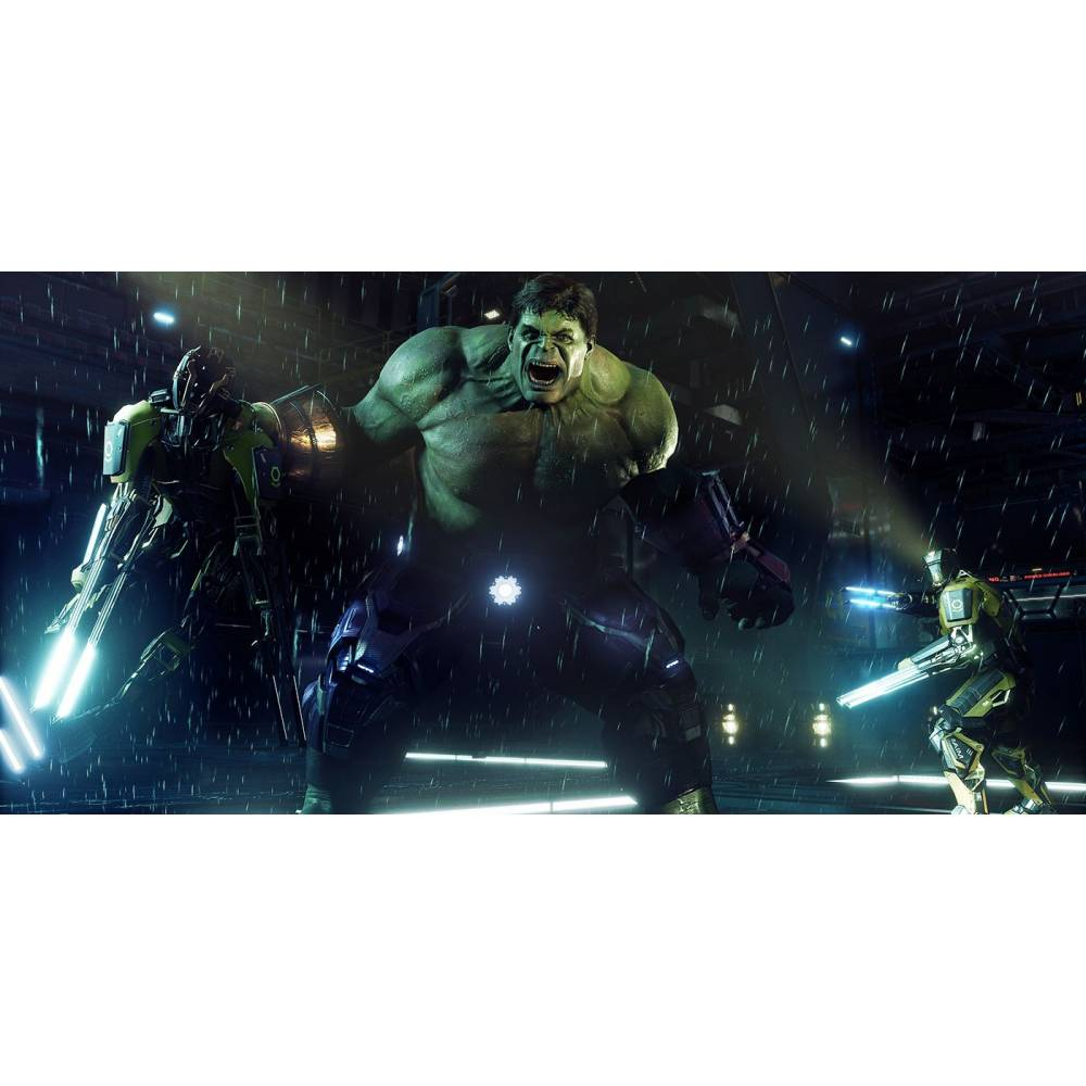 Marvel's Avengers (Месники Marvel) (XBOX ONE/SERIES) (Цифрова версія) (Російська озвучка) (Marvel's Avengers (XBOX ONE/SERIES) (DIGITAL) (RU)) фото 6