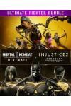 Mortal Kombat 11 Ultimate + Injustice 2 Leg. Edition Bundle 2в1 (XBOX ONE/SERIES) (Цифровая версия) (Русские версии) (MK 11 Ultimate + Injustice 2(XBOX ONE/SERIES) (DIGITAL) (RU)) фото 2