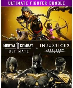 Mortal Kombat 11 Ultimate + Injustice 2 Leg. Edition Bundle 2в1 (XBOX ONE/SERIES) (Цифровая версия) (Русские версии)