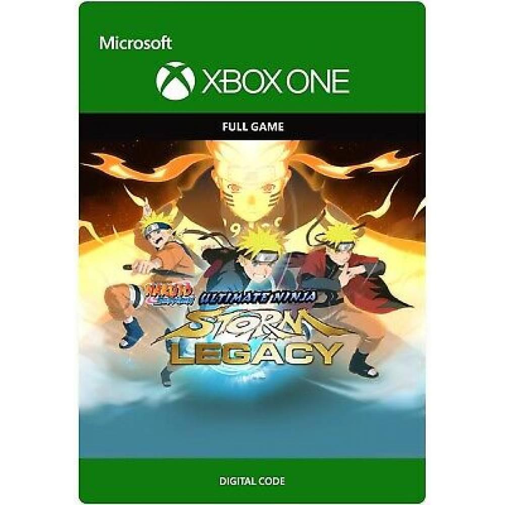 NARUTO SHIPPUDEN: Ultimate Ninja STORM Legacy 4в1 (XBOX ONE/SERIES) (Цифрова версія) (Російська/Англійська версія) (NARUTO SHIPPUDEN: Legacy (XBOX ONE/SERIES) (DIGITAL) (RU)) фото 2