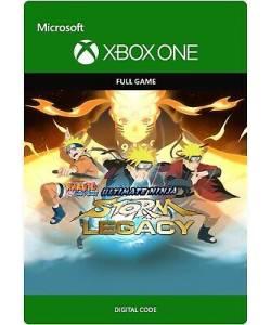 NARUTO SHIPPUDEN: Ultimate Ninja STORM Legacy 4в1 (XBOX ONE/SERIES) (Цифрова версія) (Російська/Англійська версія)