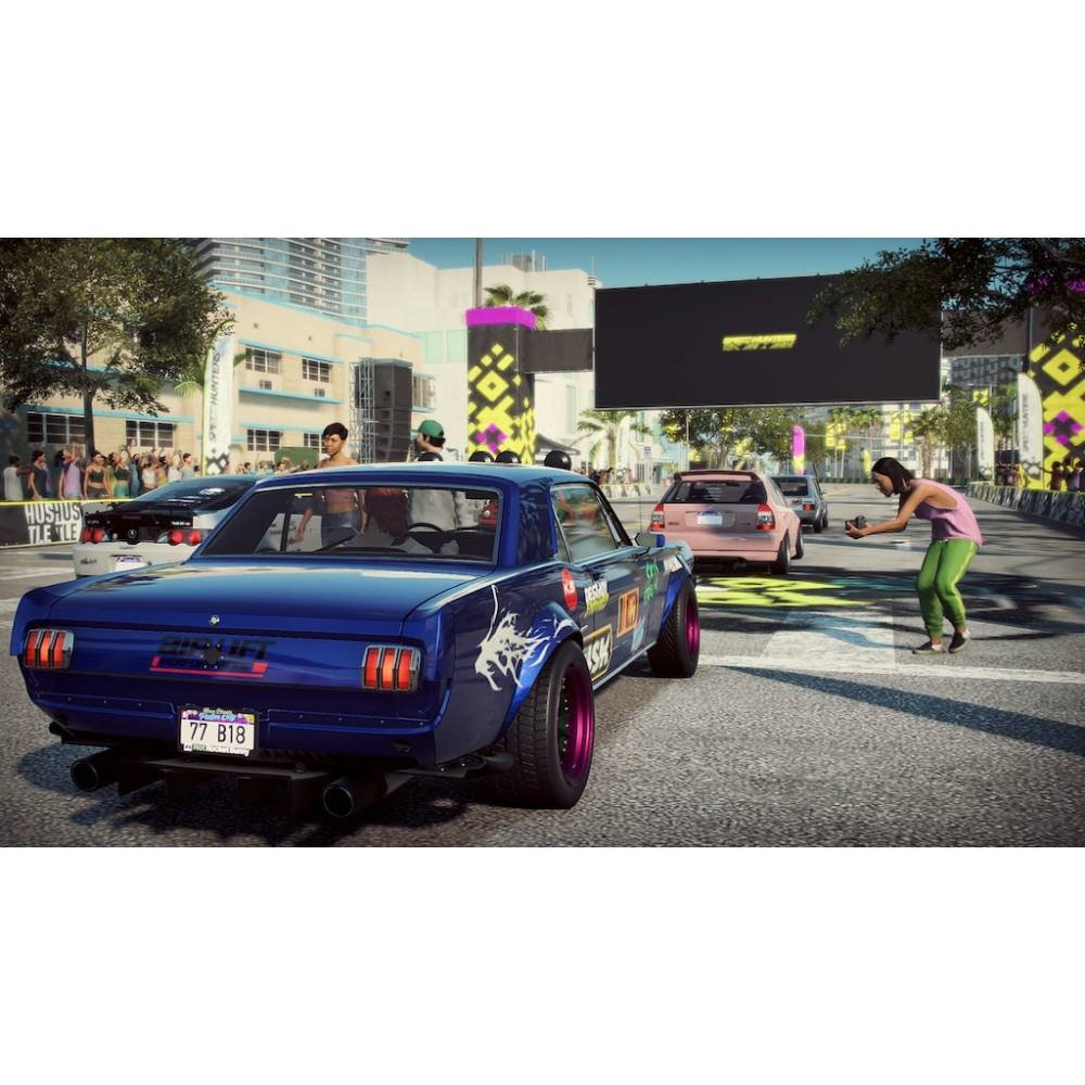 Need for Speed Heat (XBOX ONE/SERIES) (Цифровая версия) (Русская версия) (Need for Speed Heat (XBOX ONE/SERIES) (DIGITAL) (RU)) фото 4
