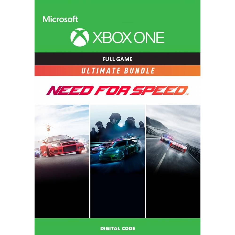 Need for Speed Ultimate Bundle 3в1 (XBOX ONE/SERIES) (Цифровая версия) (Русская версия) (Need for Speed Ultimate Bundle (XBOX ONE/SERIES) (DIGITAL) (RU)) фото 2