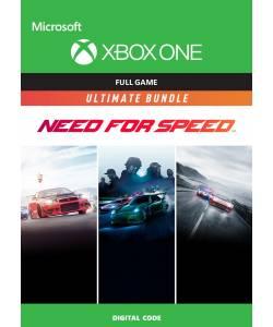 Need for Speed Ultimate Bundle 3в1 (XBOX ONE/SERIES) (Цифровая версия) (Русская версия)