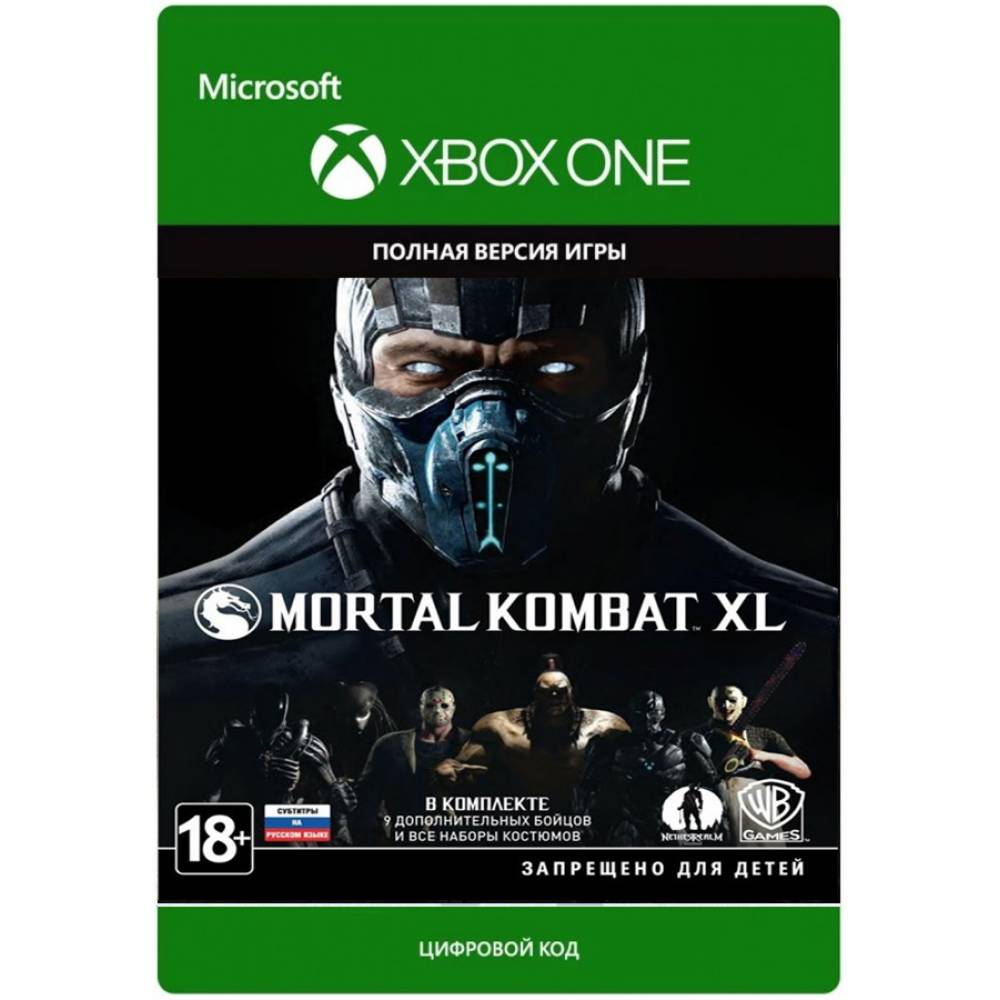 Mortal Kombat XL (XBOX ONE/SERIES) (Цифровая версия) (Русские субтитры) (Mortal Kombat XL (XBOX ONE/SERIES) (DIGITAL) (RU)) фото 2