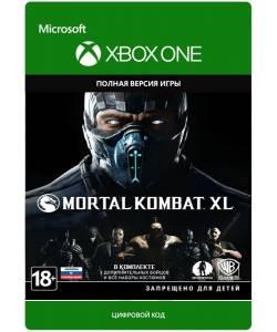 Mortal Kombat XL (XBOX ONE/SERIES) (Цифровая версия) (Русские субтитры)