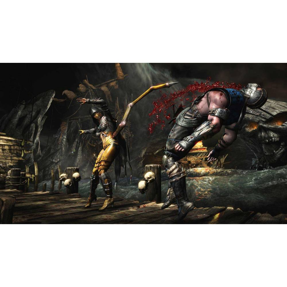 Mortal Kombat XL (XBOX ONE/SERIES) (Цифровая версия) (Русские субтитры) (Mortal Kombat XL (XBOX ONE/SERIES) (DIGITAL) (RU)) фото 5