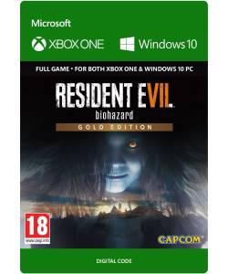 Resident Evil 7 Gold Edition (XBOX ONE/SERIES) (Цифрова версія) (Російська версія)