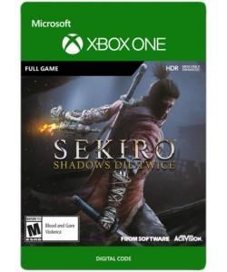 Sekiro: Shadows Die Twice - GOTY Edition (Секіро: Тіні Вмирають Двічі - Видання Гра Року) (XBOX ONE/SERIES) (Цифрова версія) (Російська версія)