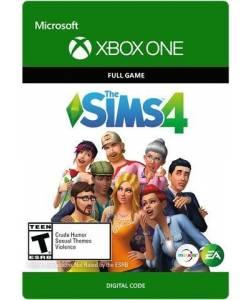 The Sims 4 (Симс 4) (XBOX ONE/SERIES) (Цифровая версия) (Русская версия)