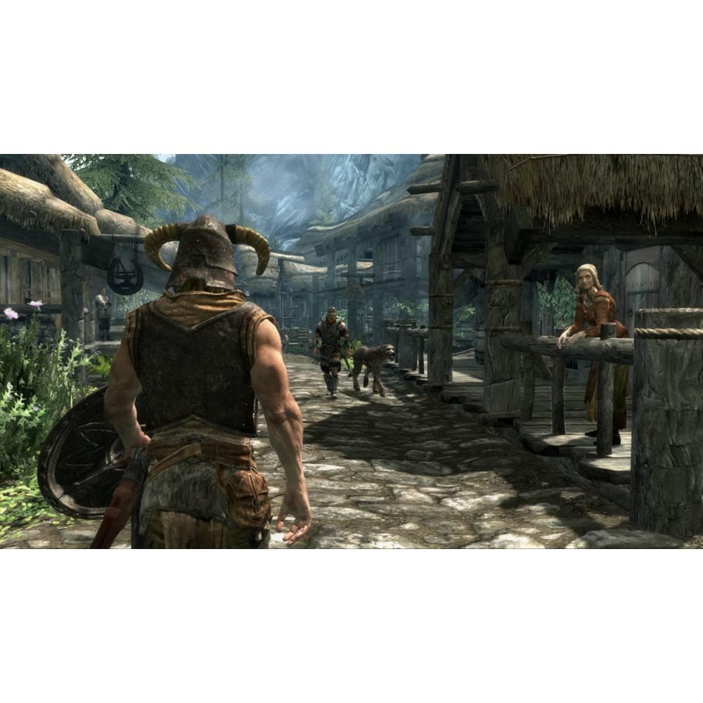 The Elder Scrolls V: Skyrim Special Edition (XBOX ONE/SERIES) (Цифрова версія) (Російська озвучка) (The Elder Scrolls V: Skyrim SE (XBOX ONE/SERIES) (DIGITAL) (RU)) фото 3