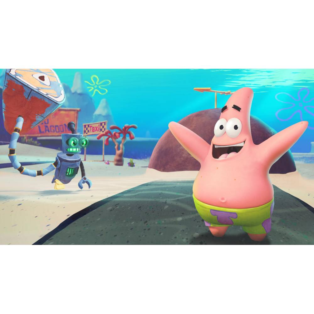 SpongeBob SquarePants: Battle for Bikini Bottom - Rehydrated (Губка Боб Квадратні Штани: Битва за Бікіні-Боттом) (Цифрова версія) (Російська версія) (SpongeBob SquarePants (XBOX ONE/SERIES) (DIGITAL) (RU)) фото 4