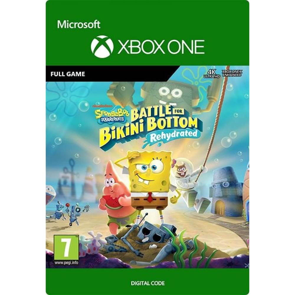 SpongeBob SquarePants: Battle for Bikini Bottom - Rehydrated (Губка Боб Квадратні Штани: Битва за Бікіні-Боттом) (Цифрова версія) (Російська версія) (SpongeBob SquarePants (XBOX ONE/SERIES) (DIGITAL) (RU)) фото 2
