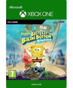 SpongeBob SquarePants: Battle for Bikini Bottom - Rehydrated (Губка Боб Квадратні Штани: Битва за Бікіні-Боттом) (Цифрова версія) (Російська версія)