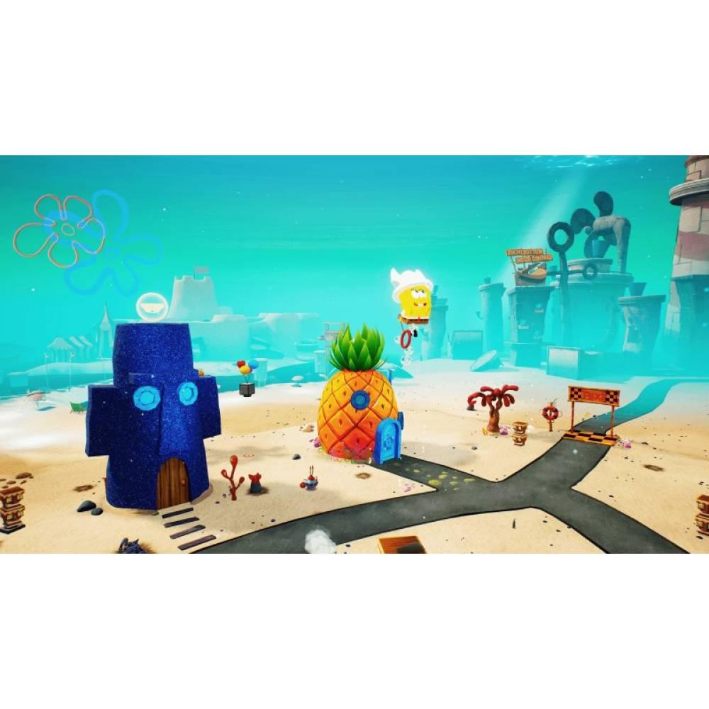 SpongeBob SquarePants: Battle for Bikini Bottom - Rehydrated (Губка Боб Квадратні Штани: Битва за Бікіні-Боттом) (Цифрова версія) (Російська версія) (SpongeBob SquarePants (XBOX ONE/SERIES) (DIGITAL) (RU)) фото 3