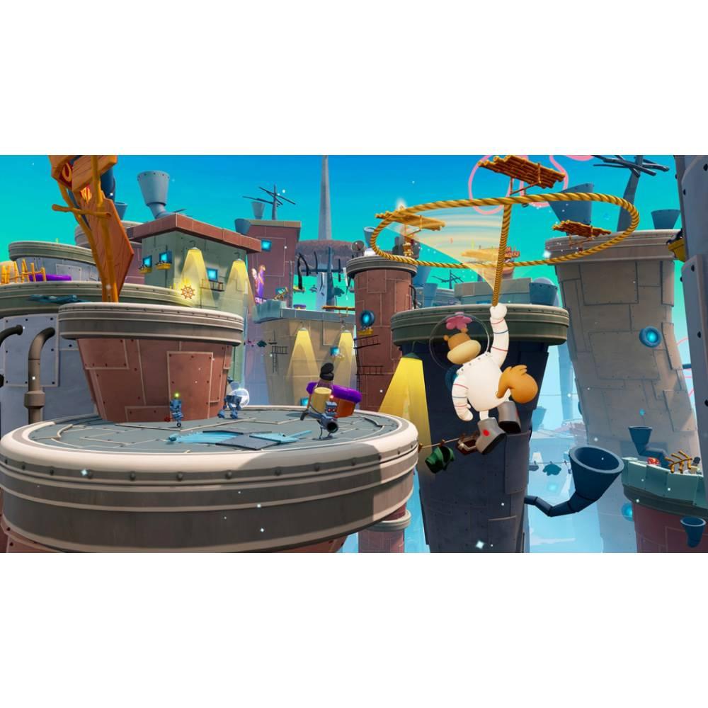 SpongeBob SquarePants: Battle for Bikini Bottom - Rehydrated (Губка Боб Квадратні Штани: Битва за Бікіні-Боттом) (Цифрова версія) (Російська версія) (SpongeBob SquarePants (XBOX ONE/SERIES) (DIGITAL) (RU)) фото 5