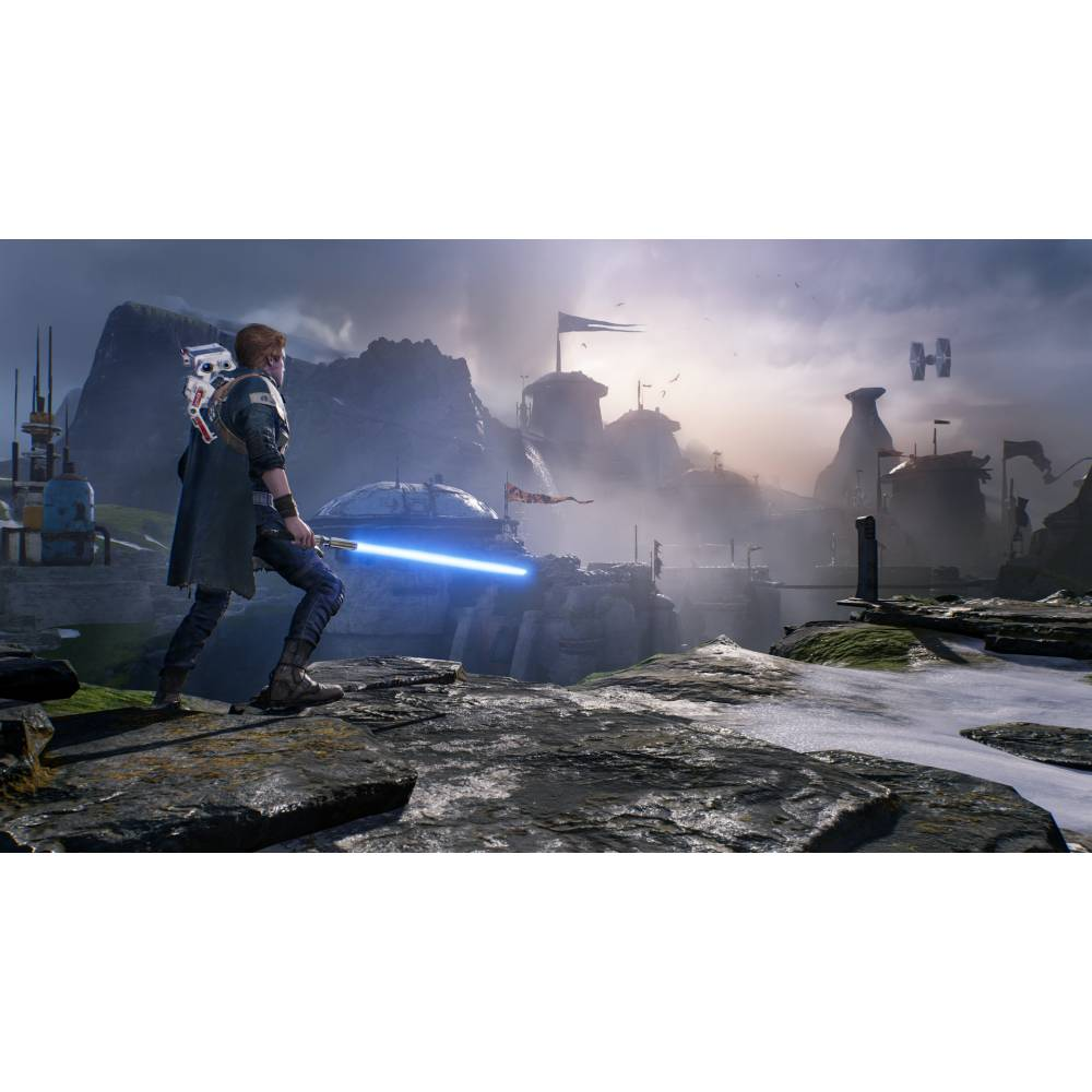STAR WARS Jedi: Fallen Order (Звездные войны Джедаи: Павший Орден) (Цифровая версия) (Русская озвучка) (STAR WARS Jedi: Fallen Order (XBOX ONE/SERIES) (DIGITAL) (RU)) фото 4