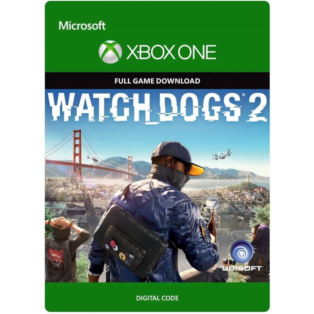 Watch Dogs 2 (XBOX ONE/SERIES) (Цифрова версія) (Російська озвучка) (Watch Dogs 2 (XBOX ONE/SERIES) (DIGITAL) (RU)) фото 2