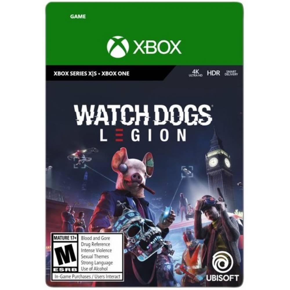Watch Dogs: Legion (XBOX ONE/SERIES) (Цифрова версія) (Російська версія) (Watch Dogs: Legion (XBOX ONE/SERIES) (DIGITAL) (RU)) фото 2