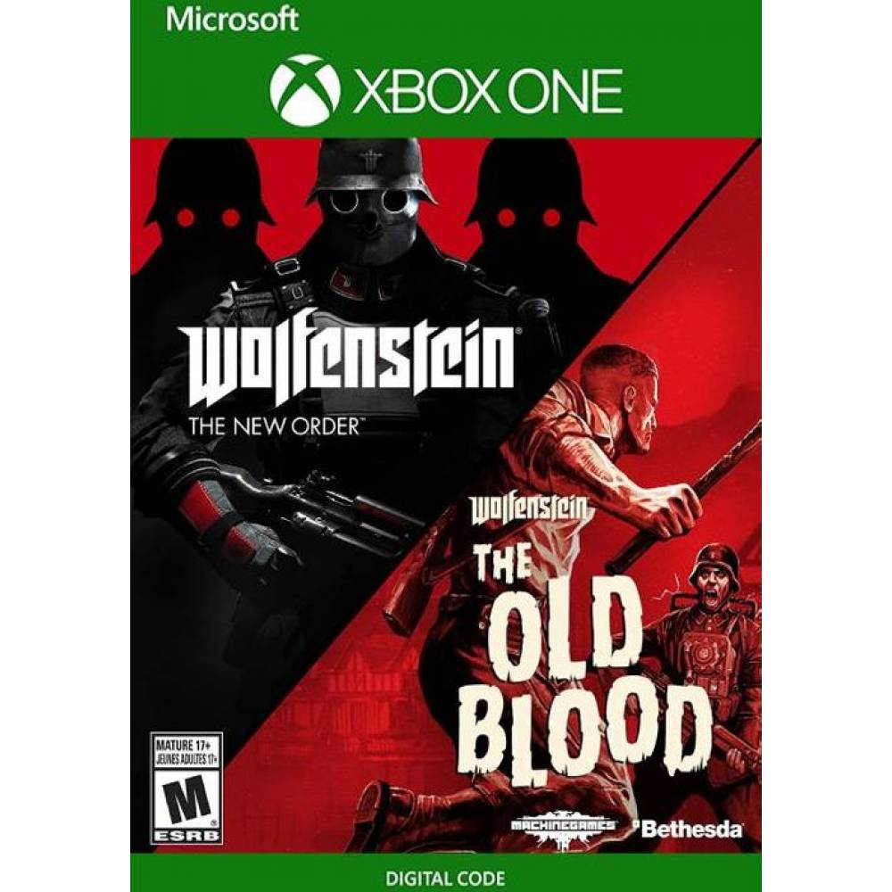 Wolfenstein: The Two-Pack 2в1 (XBOX ONE/SERIES) (Цифровая версия) (Русская/Английская версия) (Wolfenstein: The Two-Pack 2в1 (XBOX ONE/SERIES) (DIGITAL) (RU)) фото 2