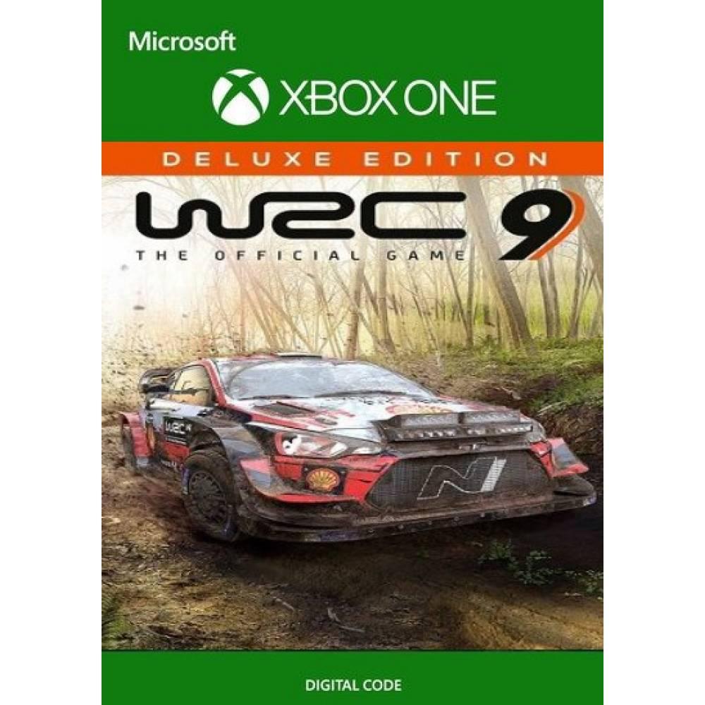 WRC 9 Deluxe Edition FIA World Rally Championship (XBOX ONE/SERIES) (Цифрова версія) (Російська версія) (WRC 9 Deluxe (XBOX ONE/SERIES) (DIGITAL) (RU)) фото 2