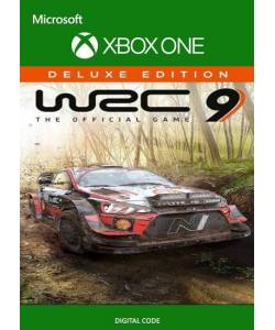 WRC 9 Deluxe Edition FIA World Rally Championship (XBOX ONE/SERIES) (Цифрова версія) (Російська версія)