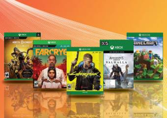 Цифровые версии игр для Xbox One