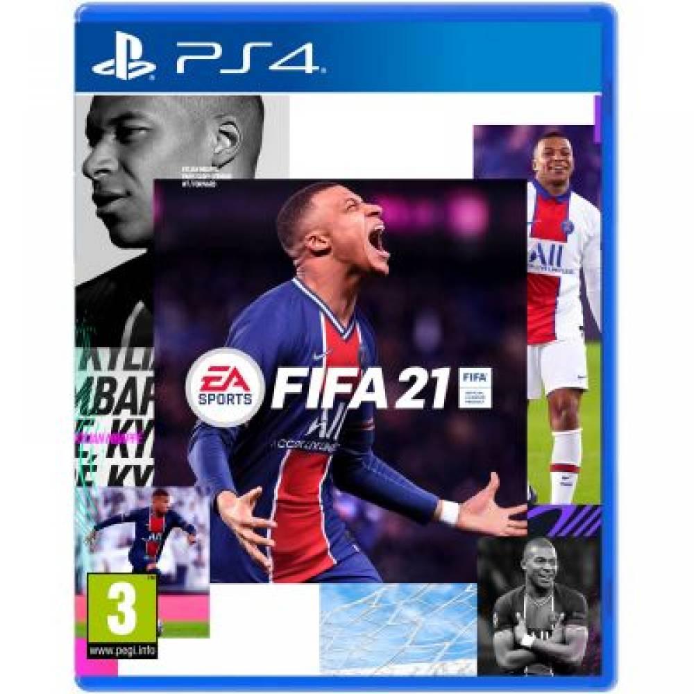 FIFA21 (PS4/PS5) (Російська озвучка) (PS4 Sony FIFA 21 (Бесплатное обновление до версии PS5)) фото 2