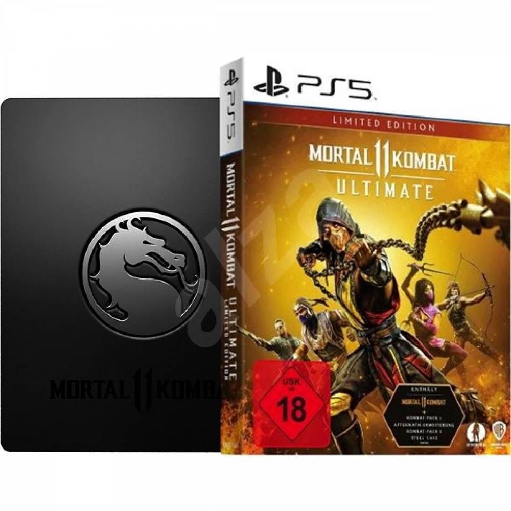 Mortal Kombat 11 Ultimate Limited Edition (PS5) (Російські субтитри) (Mortal Kombat 11 Ultimate Limited Edition (PS5) (RU)) фото 2