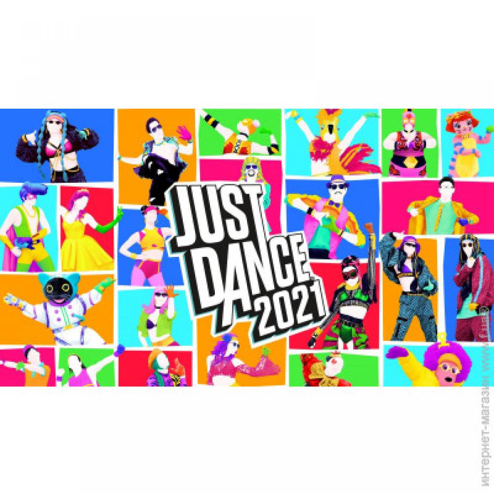 Just Dance 2021 (PS4/PS5) (Русская версия) (Just Dance 2021 (PS4/PS5) (RU)) фото 3