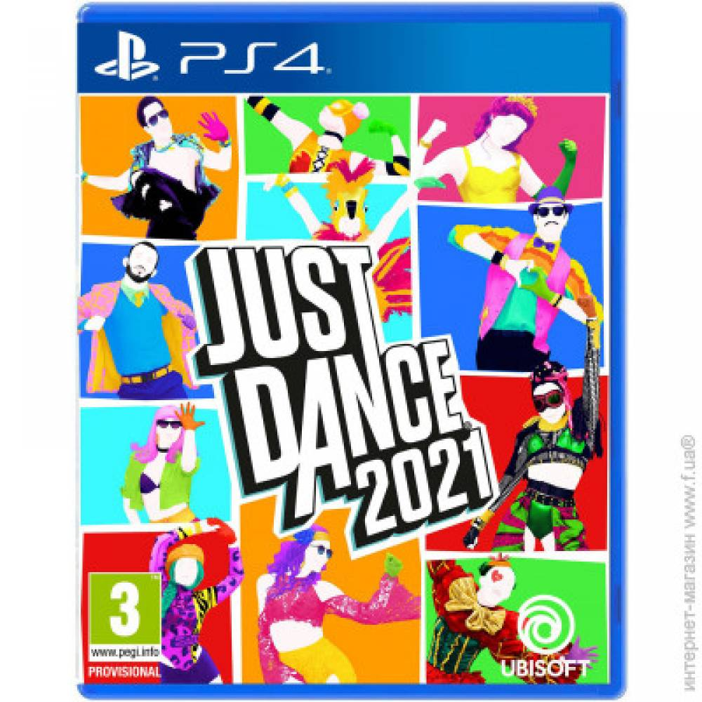 Just Dance 2021 (PS4/PS5) (Російська версія) (Just Dance 2021 (PS4/PS5) (RU)) фото 2