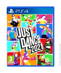 Just Dance 2021 (PS4/PS5) (Русская версия)