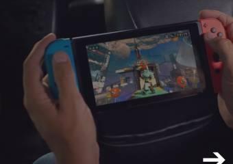 Аксесуари до Nintendo Switch