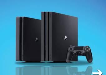 Консолі PlayStation 4